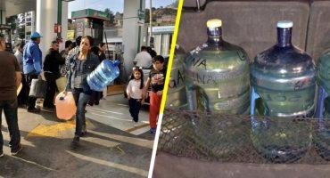 Explota un garrafón de combustible al interior de una vivienda en Guanajuato