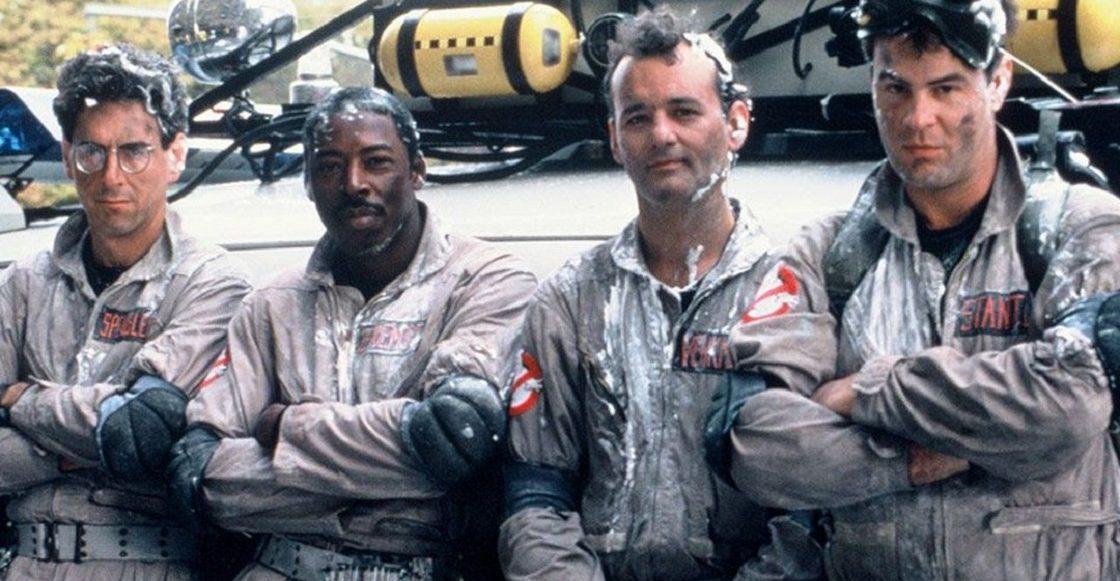 Ghostbusters - Actores de la saga original