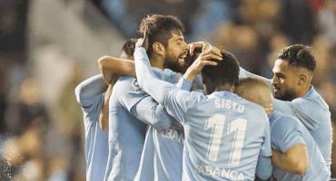 ¡Hecho en México! Aquí está el segundo gol de Néstor Araujo con el Celta, contra Valencia