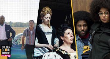 Por acá las fechas de estreno de las películas más destacadas de los Golden Globes 2019