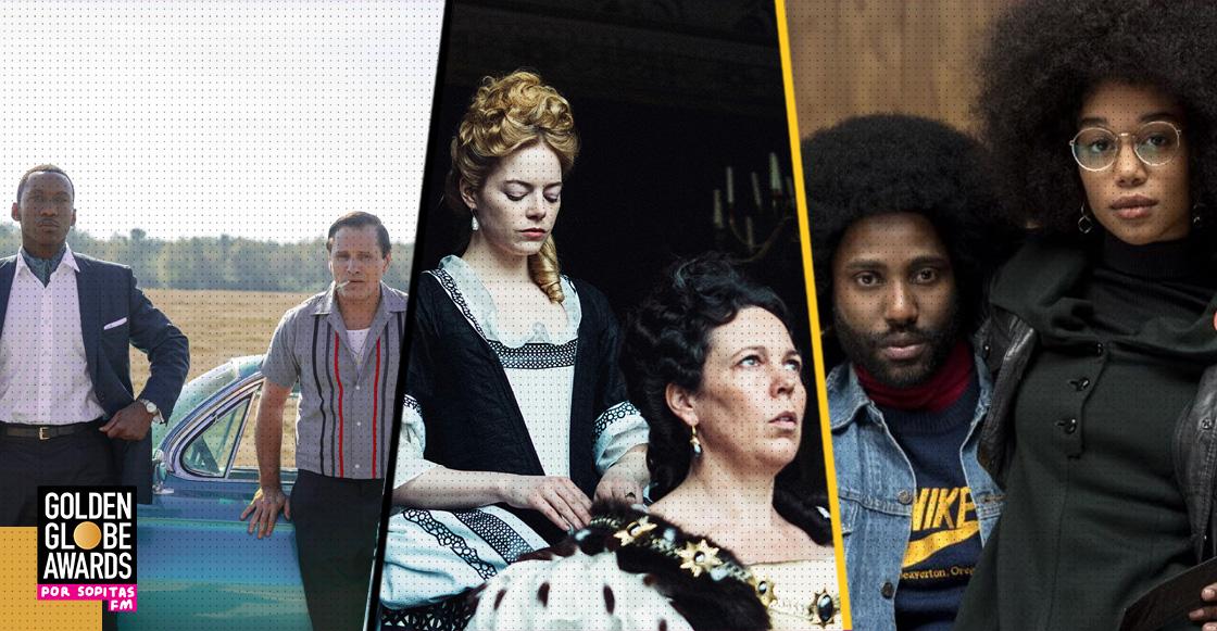 ¿Cuándo podremos ver las películas ganadoras de los Golden Globes 2019?