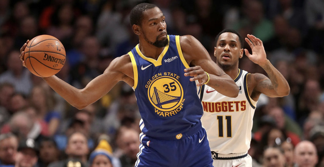 El récord 'imposible' que rompieron los  Golden State Warriors ante Denver