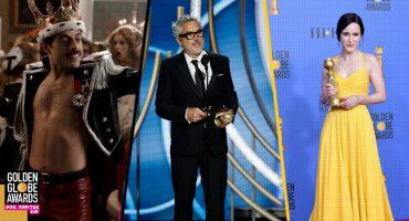 Winner list! Estos son los ganadores de los Golden Globes 2019 🏆