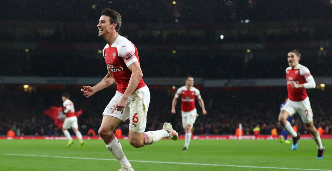 ¡Arsenal se lleva el Gran Derbi de Londres tras ganarle al Chelsea!
