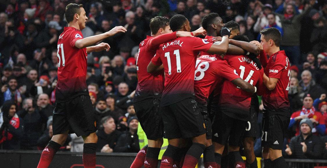 ¿Quién los frenará? Manchester United hiló su séptima victoria al mando de Solskjaer