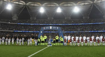 ¡Campeones! Cristiano Ronaldo le da la Supercopa de Italia a la Juventus