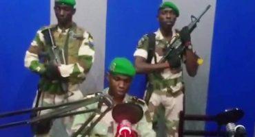 ¿Qué? Madrugadores militares de Gabón casi organizan un golpe de Estado