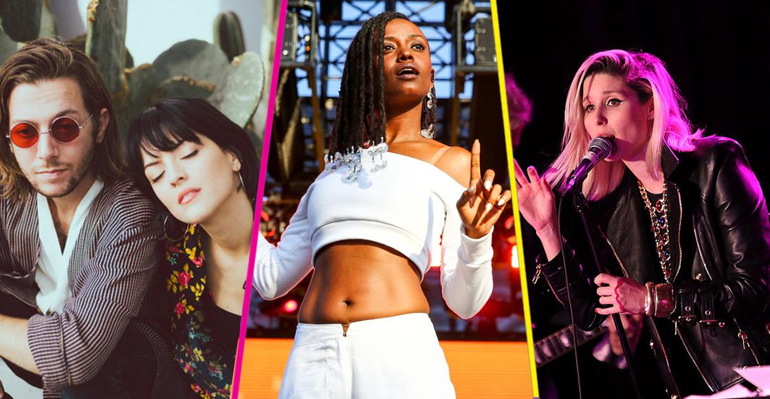 Kelela, U.S. Girls, The Marías y más estarán en el GRRRL Noise 2019 😍