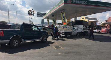 En lo que arreglan desabasto, gasolineras de Guanajuato importarán combustible de Texas