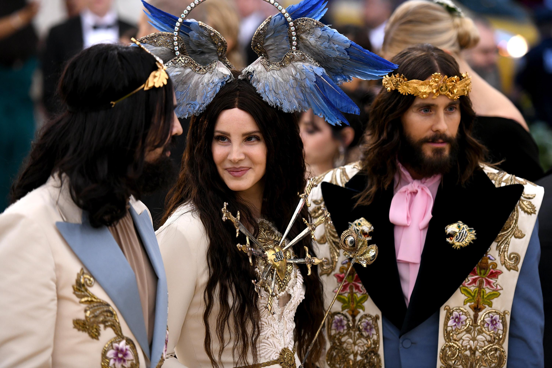 Lana del Rey, Jared Letto y Courtney Love son los nuevos rostros de Gucci