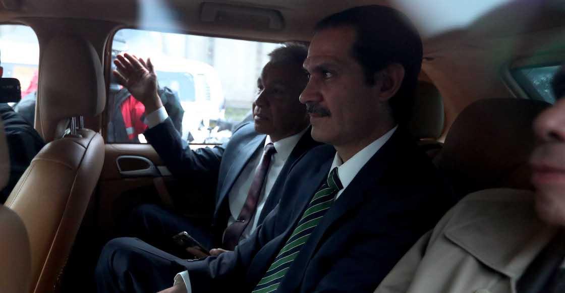 Guillermo Padrés ya mero sale… y detienen a quien fuera su secretario de Salud