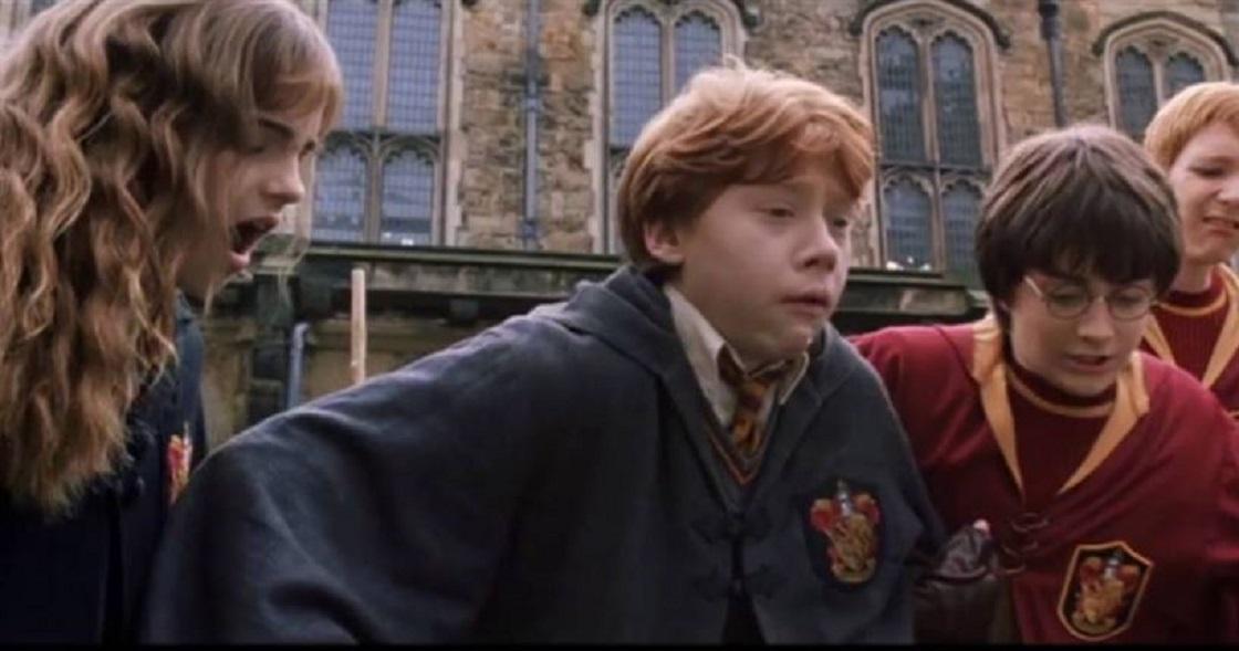 Hogwarts antes de los escusados: la extraña revelación de J.K. Rowling