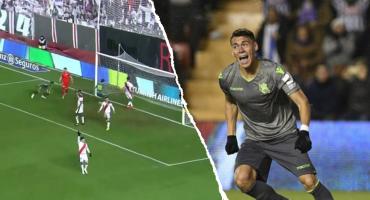 ¡Serenos, Morenos! Héctor Moreno marca su primer gol de la temporada con un cabezazo letal
