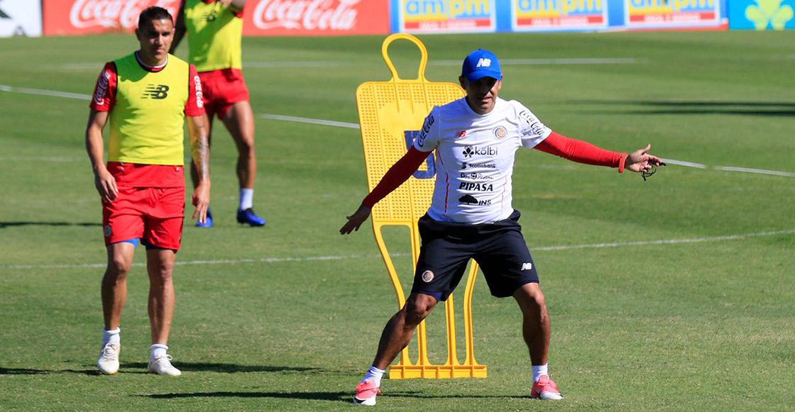 El 'Pity' Altamirano, el auxiliar mexa en Costa Rica dispuesto a ganarle al Tri en la eliminatoria
