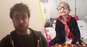 La emotiva historia de cómo Daniel Radcliffe cumplió el sueño de una niña mexicana con cáncer