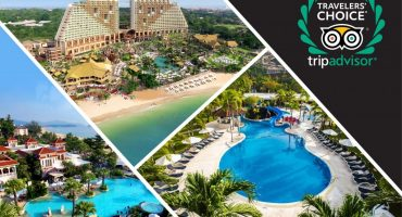 Los mejores hoteles en 2019 según TripAdvisor, y uno está en México