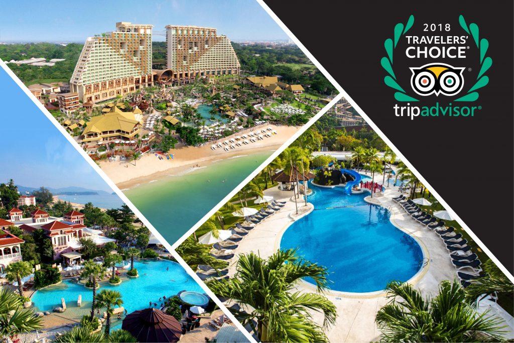 Los mejores hoteles en 2019 según TripAdvisor...y uno está en México