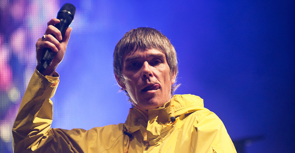 ¿#10YearChallenge? Ian Brown regresa con 'Ripples' de su próximo disco