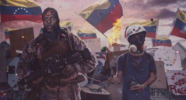 10 increíbles ilustraciones que reflejan lo que hoy vive Venezuela