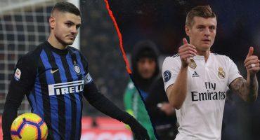 ¡Bombazos! Inter y Real Madrid planean intercambio de cracks para romper el mercado