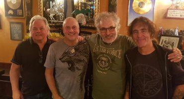 Milagros del heavy metal: Los integrantes originales de Iron Maiden se reunieron después de 40 años
