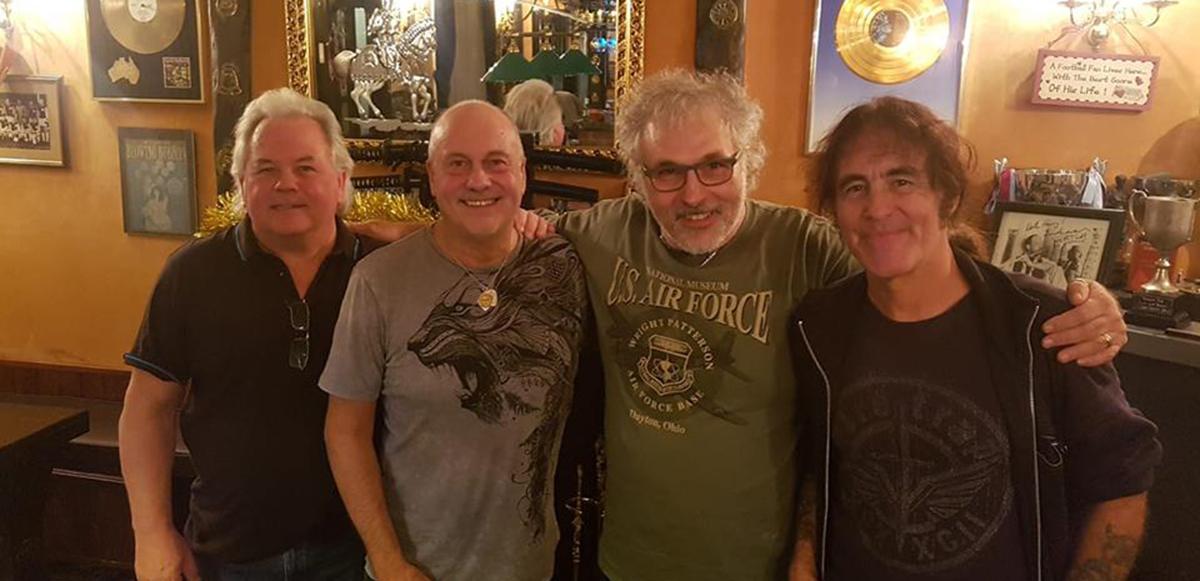 Milagros del heavy metal: El line up original de Iron Maiden se reúne después de 40 años