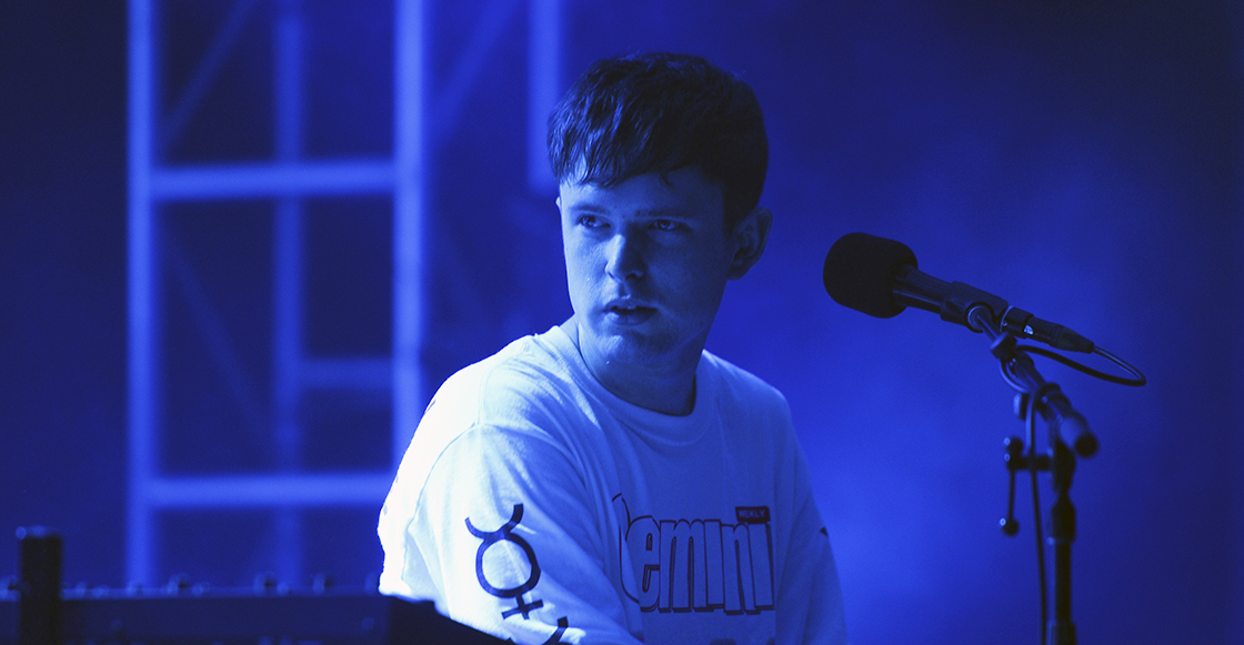 James Blake anuncia la fecha de salida de su próximo disco 'Assume Form'