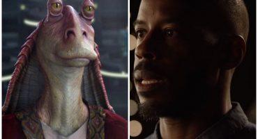 El actor que interpretó a Jar Jar Binks y su oscuro pasado en Star Wars