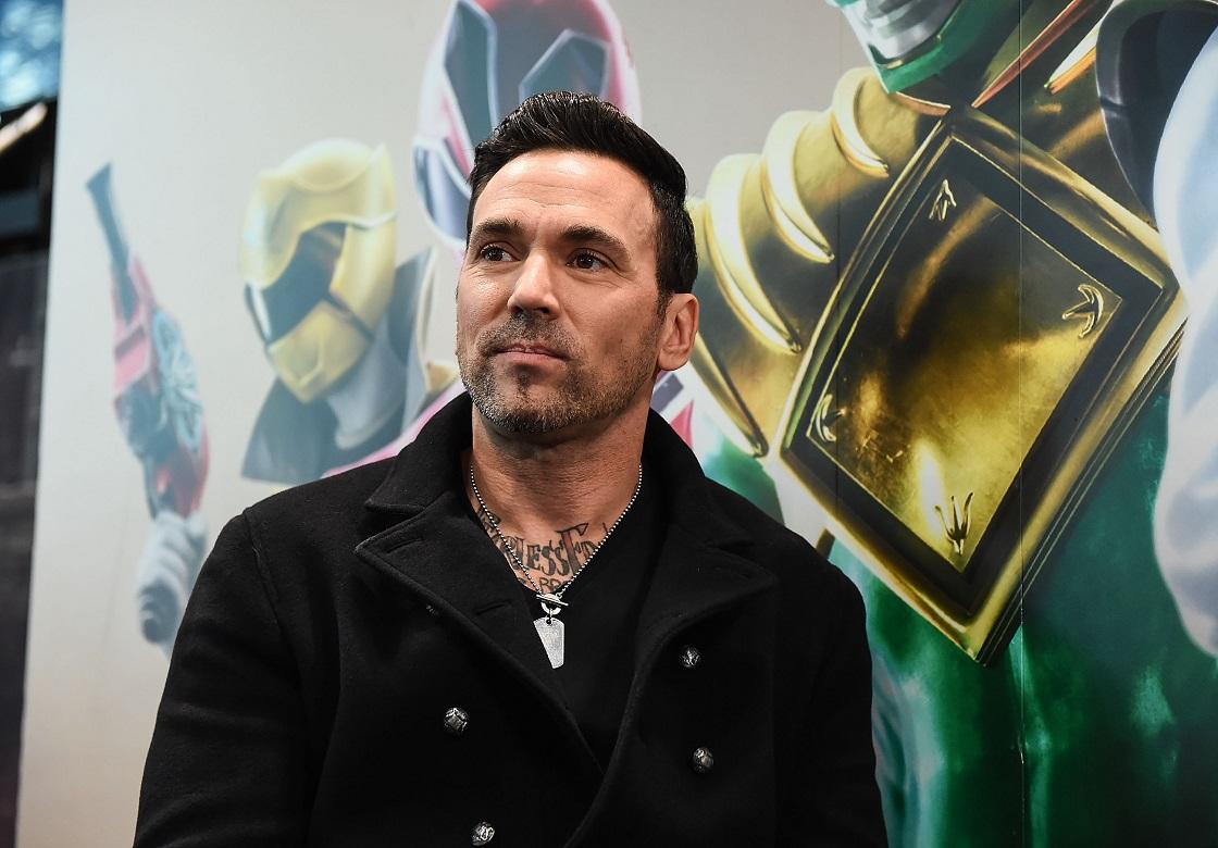 'Power Ranger verde', cambió el morfosis por la lucha libre