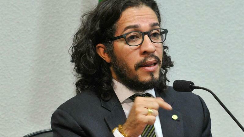 Jean Wyllys, diputado electo en Brasil