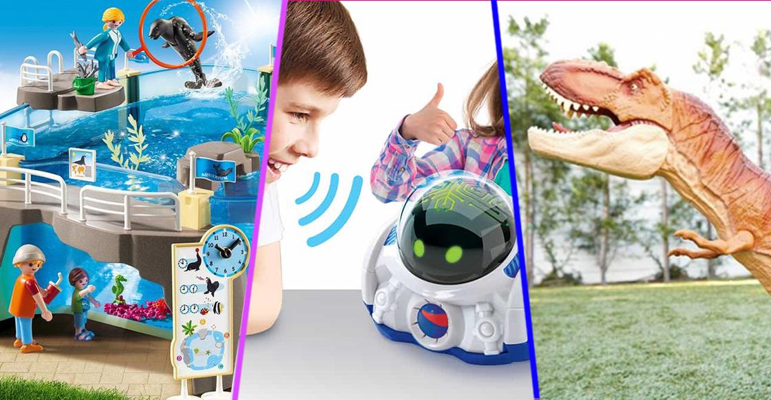 5 juguetes que son tendencia y que puedes regalar en el Día de los Reyes Magos