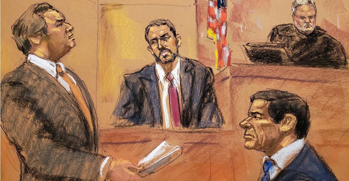 ¿Indefendible? La fiscalía presentó 56 testigos contra el Chapo y su defensa solo 1