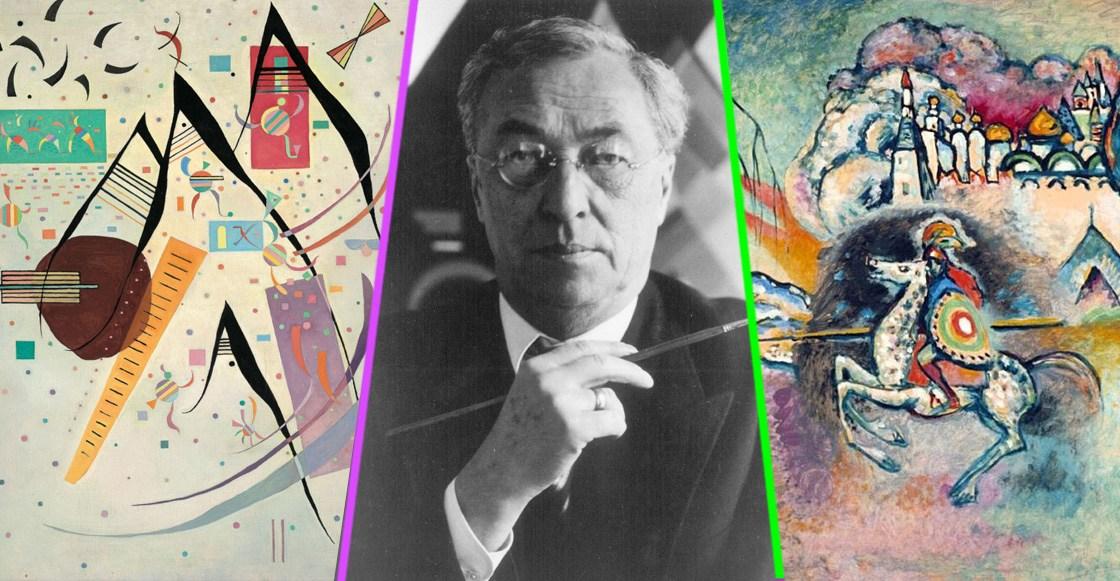 ¡El Museo de Bellas Artes extiende sus horarios para la exposición de Wassily Kandinsky!