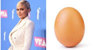 Destronan a Kylie Jenner de la foto de Instagram con más likes con... ¿un huevo?