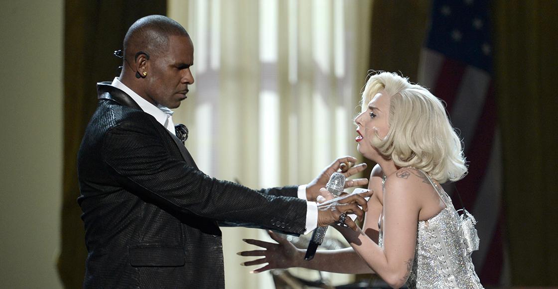 'Perdón por no hablar antes': Lady Gaga se disculpa por su colaboración con R. Kelly