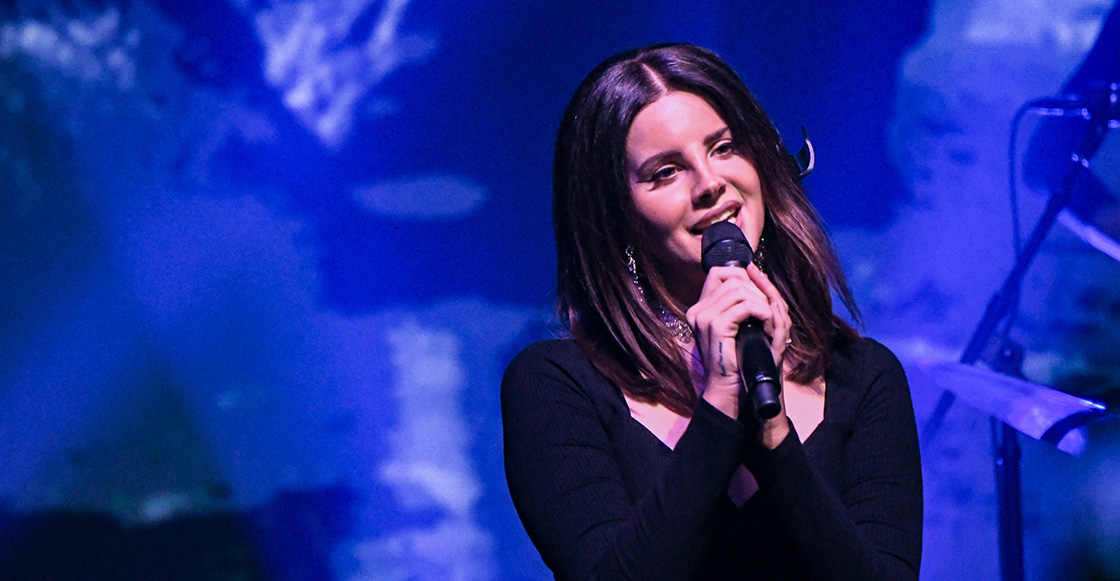 Lana del Rey liberó la canción 'Hope Is a Dangerous Thing To A Women Like Me To Have- But I Have It'