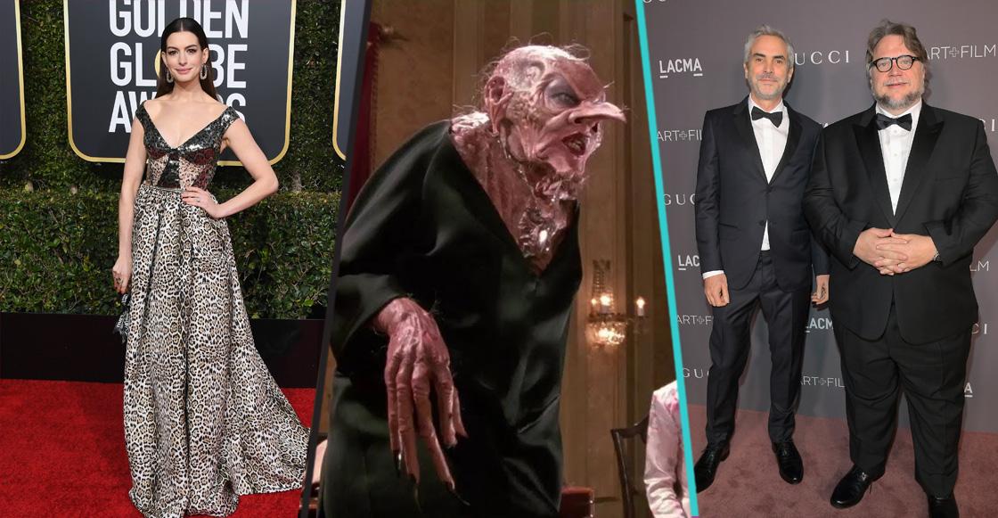 Anne Hathaway protagonizará la próxima producción de Alfonso Cuarón y Guillermo del Toro