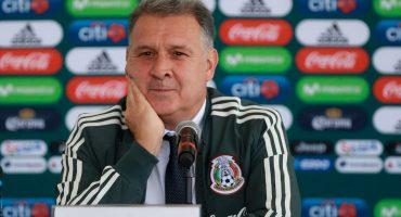 Las 10 mejores frases del 'Tata' Martino en su presentación como DT de México