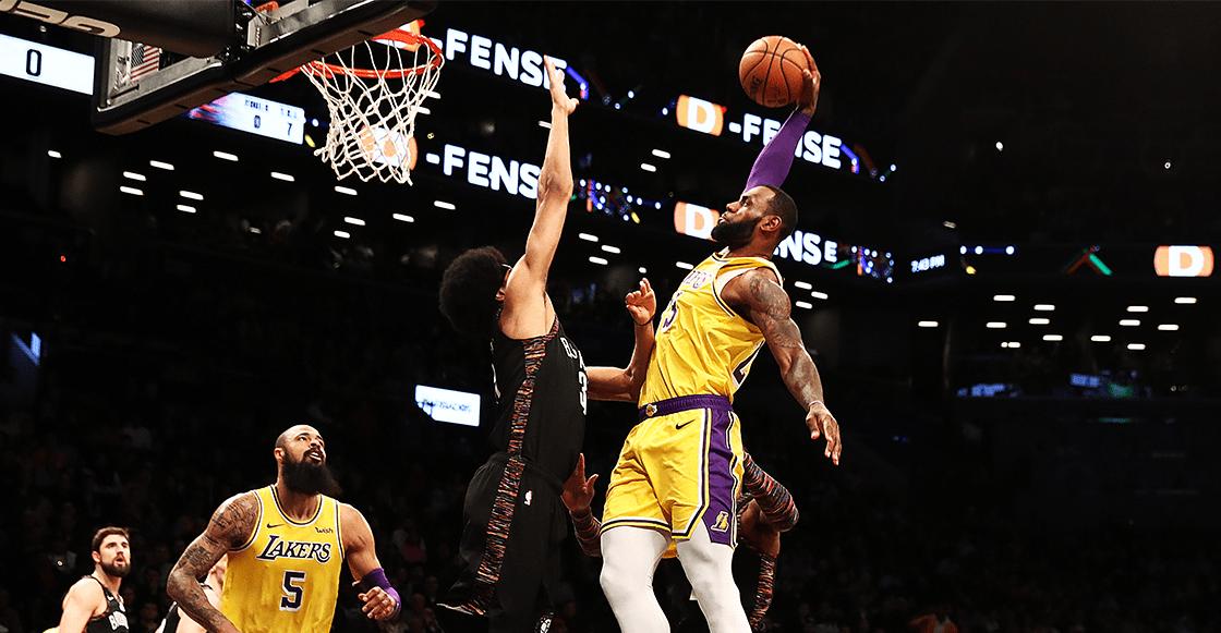Ya hay fecha para el posible regreso de LeBron James con los Lakers