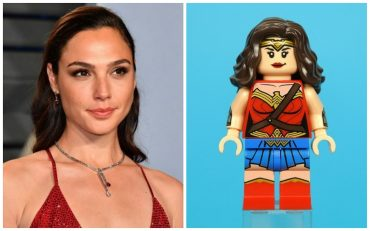 Gal Gador - LEGO Wonder Woman