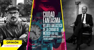 #LibrosEnSopitas: Un retrato colectivo sobrenatural de la Ciudad de México