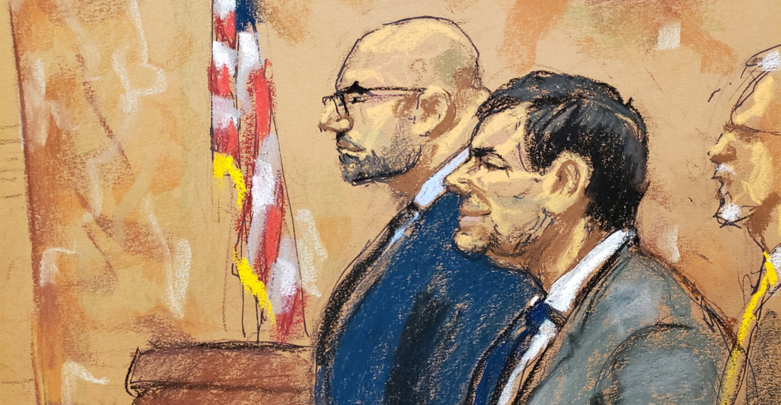 ¡Sopas! El FBI tenía intervenido el teléfono del Chapo y presentó sus llamadas