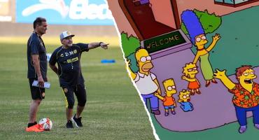 ¡Adiós Supermán! Luis Islas se despide de Maradona y de Dorados