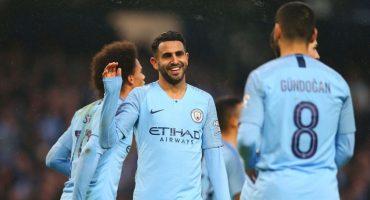 ¡Como campeón! Manchester City arrasó con el débil Rotherham en una fiesta de goles