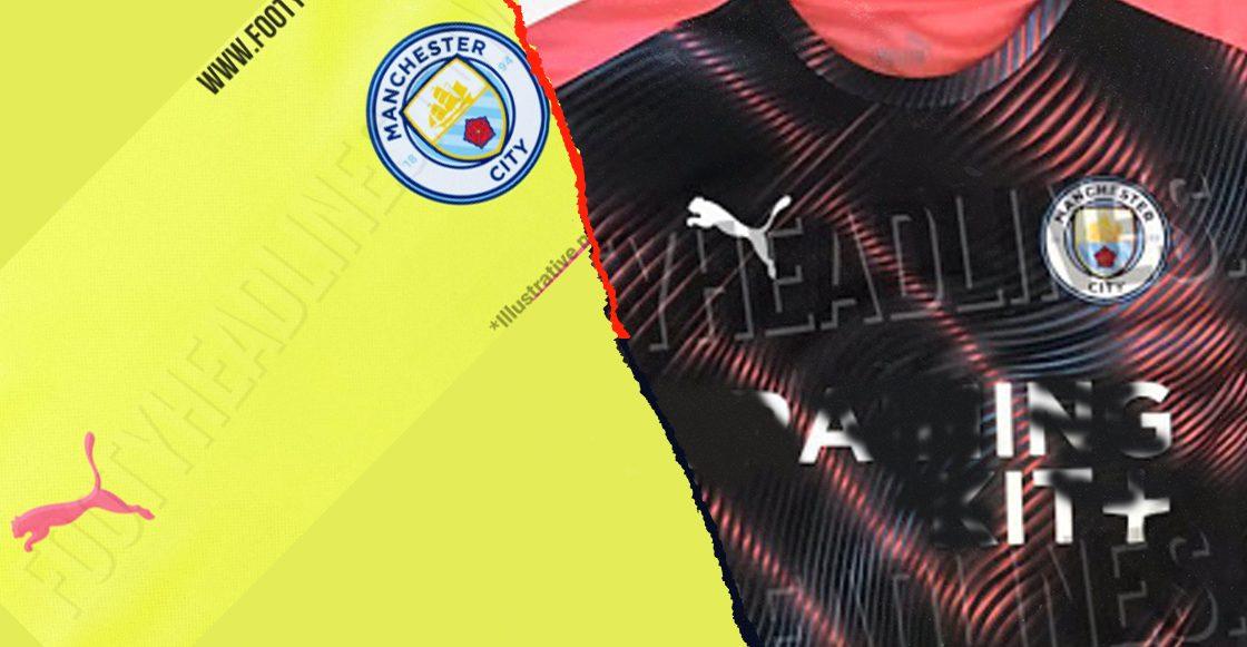 c3b66241b98a3 Puma vestirá al Manchester City la siguiente temporada y así serían los  uniformes