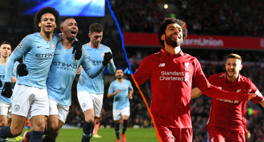5 razones de peso para no perderte el Manchester City-Liverpool