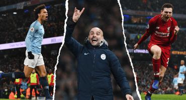 5 cosas que nos dejó el Manchester City vs Liverpool en la Premier League