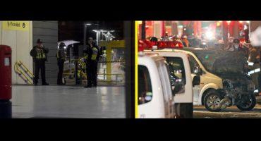 Manchester: sujeto apuñala a tres en Metro; Tokio: joven atropella a 8 en festejo de Año Nuevo