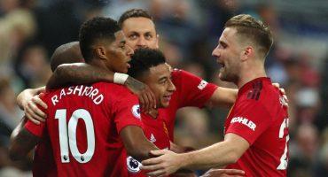 ¡Endiablados! Manchester United le ganó al Tottenham y Solskjaer mantiene paso perfecto