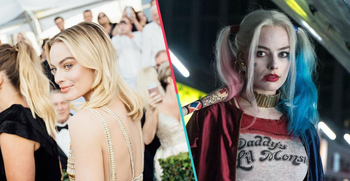 Margot Robbie publica la primera imagen de Harley Quinn en 'Birds of Prey'
